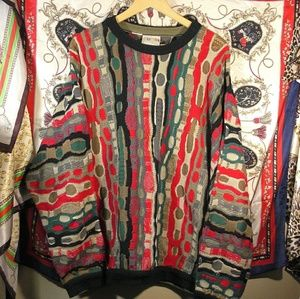 Coogi Australia Men's Pullover Sweater, XLarge